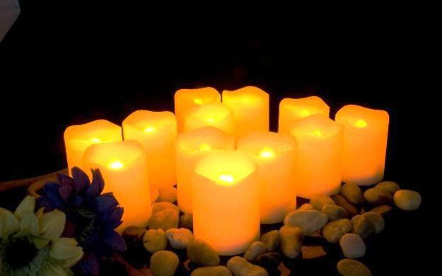 1354892564_463002994_1-Set-of-12-LED-Candles-with-Remote-control-Candle-Goregaon-West