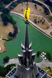 Stunning Award-Winning Photographs Taken by a Crane Operator 9