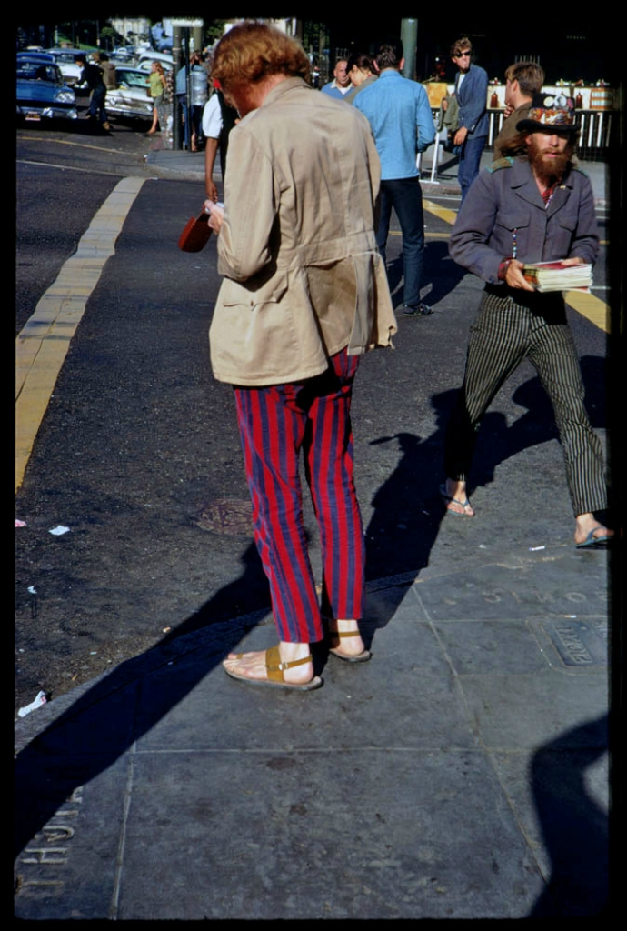 a description of the hippie movement started in san francisco california San francisco's haight-ashbury neighborhood was the site of the summer of love, center of the '60s counterculture movement.