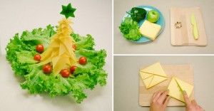 cheese-christmas-tree-collage