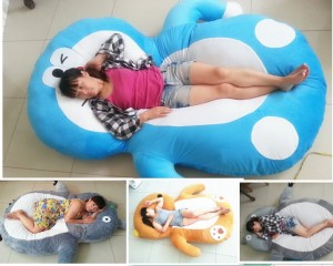 Lovers-double-DORAEMON-totoro-font-b-cartoon-b-font-font-b-mattress-b-font-tatami-bear