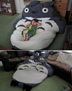 Totoro_Bed_4
