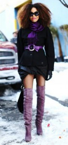 2013 stylish suede thigh high boots purple thigh high heel boots suede over the knee high heel boots-f52726