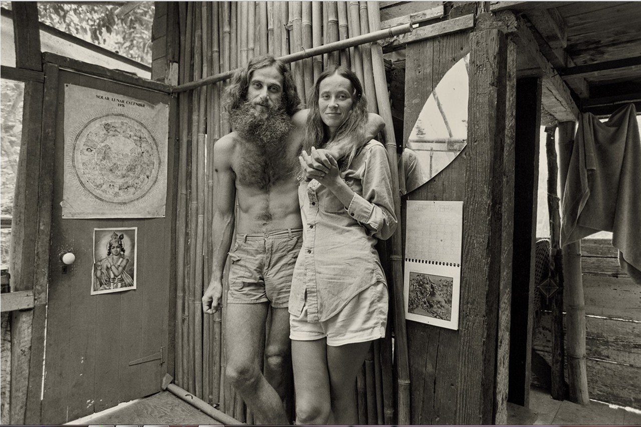 a look at the life of the hippies