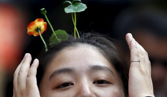 it-quickly-became-fashionable-to-combine-a-few-clips-so-that-you-have-an-entire-garden-growing-out-of-the-top-of-your-head