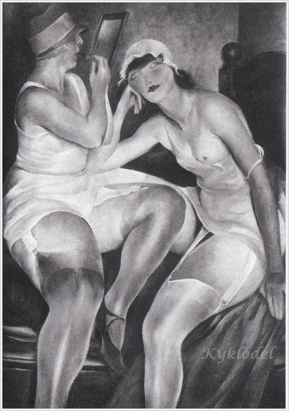 Albert Birkle Untitled. 1920