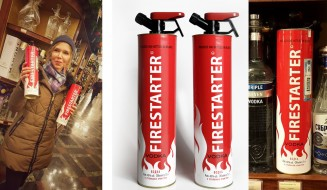 vodka firestarter