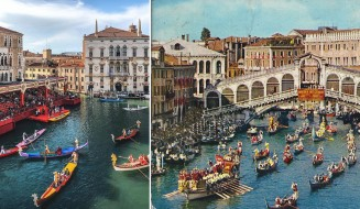 historical regata venice